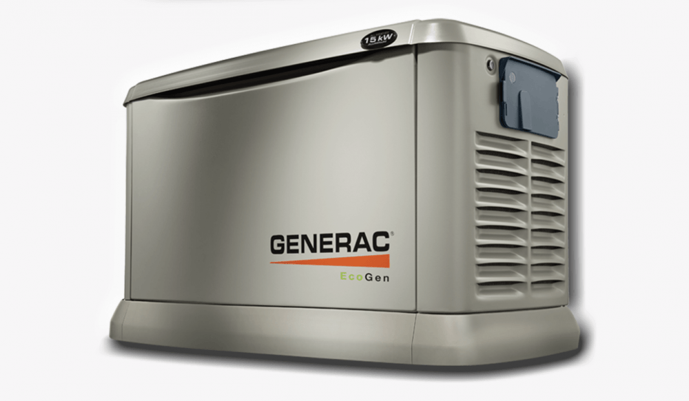 Control Your Power with Generac Generators
